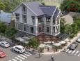 Thiết kế quán cafe G1 tại Quận 9