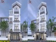 Thiết kế nhà ống 4 tầng hiện đại đẹp tại Gò Vấp