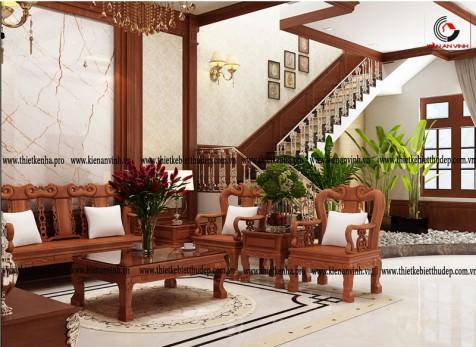 Mẫu nội thất phòng khách đẹp trên cả tuyệt vời