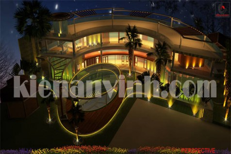 Dự án thiết kế resort mini ở Tỉnh Bình Dương
