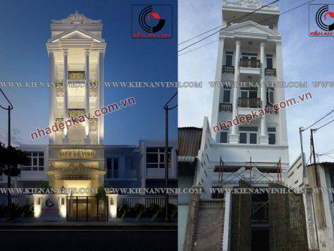Tư vấn về dịch vụ xây nhà trọn gói